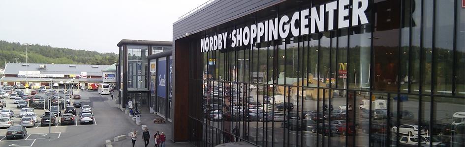 nordby shopping åpningstider påske
