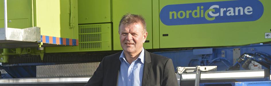 Nordic Crane kjøper 17 nye mobilkraner