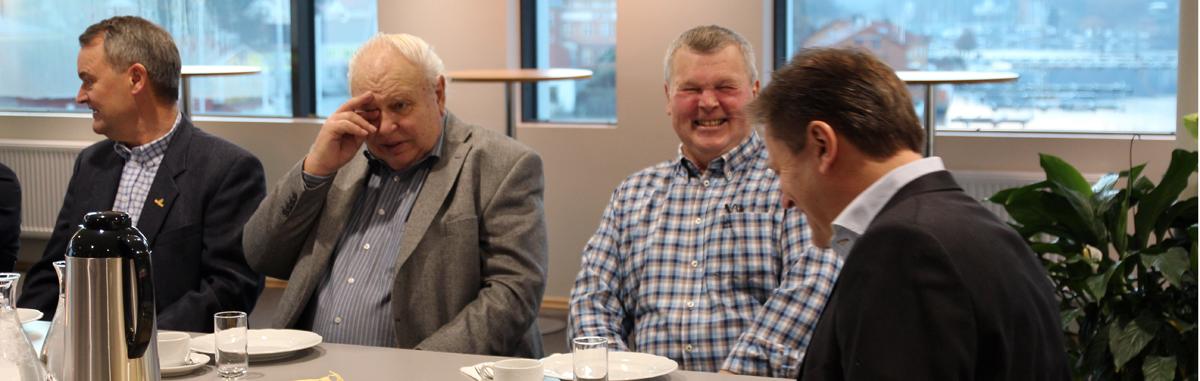 Pensjonisttreff hos Kynningsrud