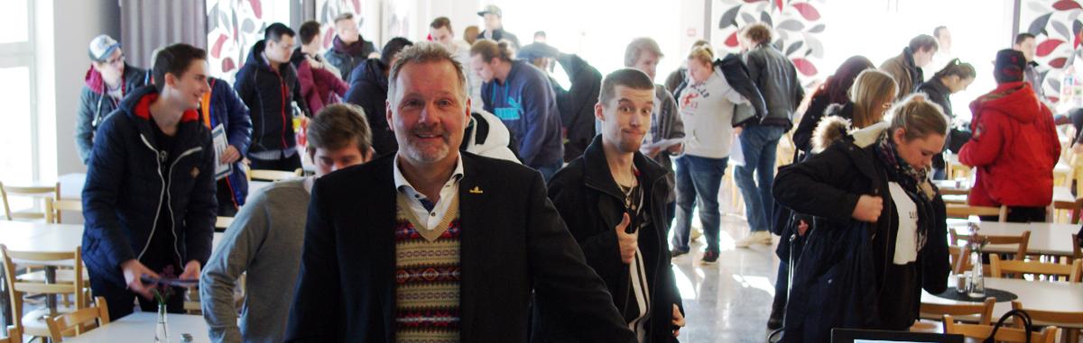 Prefab medverkar i Uddevallas största jobbmässa