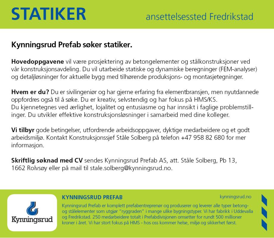 Ledig-stilling-Statiker-hos-Kynningsrud-Prefab