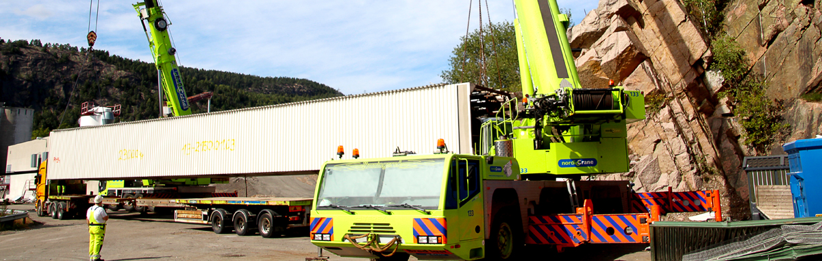 Kynningsrud og Stangeland deler Nordic Crane Group AS