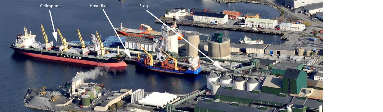 Fundamenterer stor jobb i Mosjøen