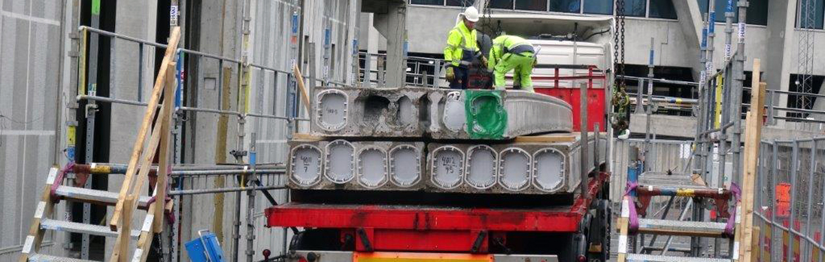 Säker lossning – trygg arbetsplats