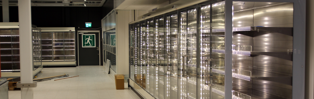 ICA supermarket Ljungskile öppnar