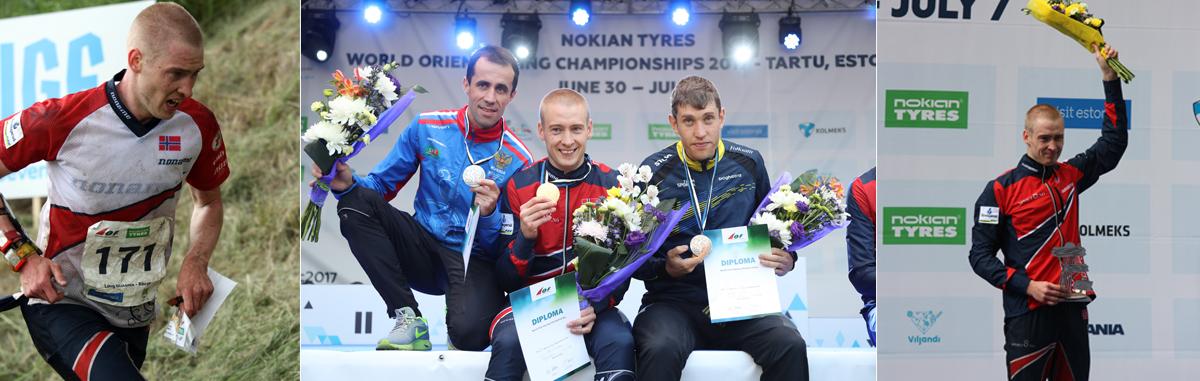 Kynningsrud er stolt sponsor til verdensmester Olav Lundanes.
