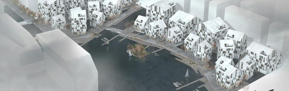 Kynningsrud Fundamentering rykker videre i Bjørvika