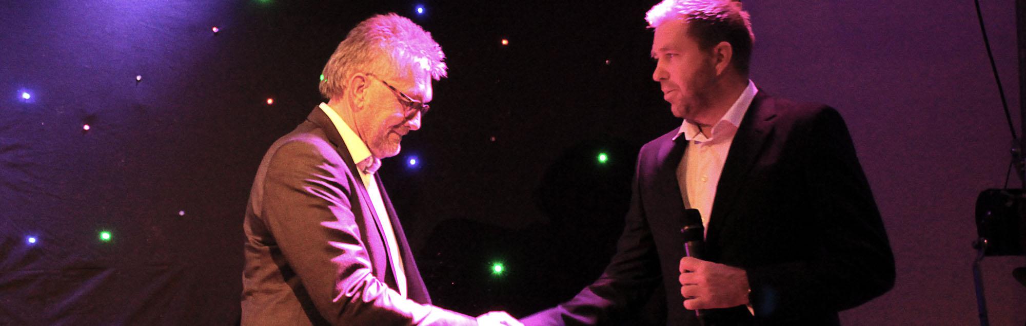 HMS-prisen 2018 til Arild Bråthen