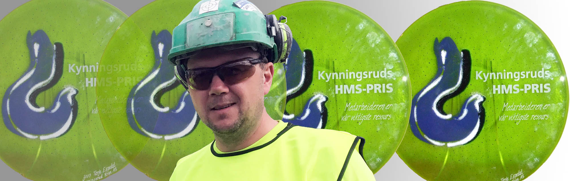 HMS-Prisen 2018 til Snorre Berdal