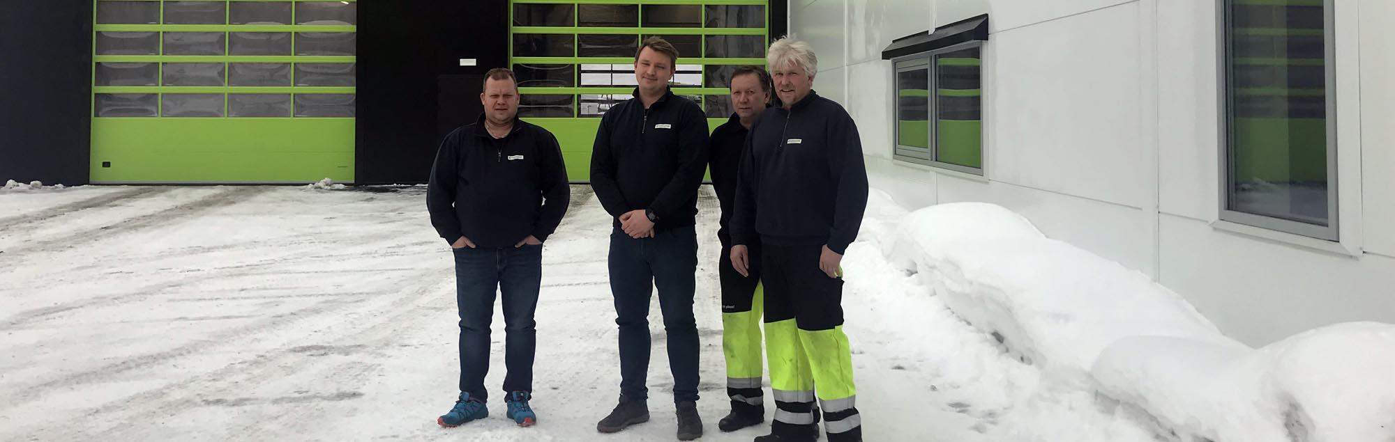 Eiendom har ferdigstilt nytt bygg på Lillehammer