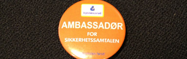 Ambassadører for sikkerheten