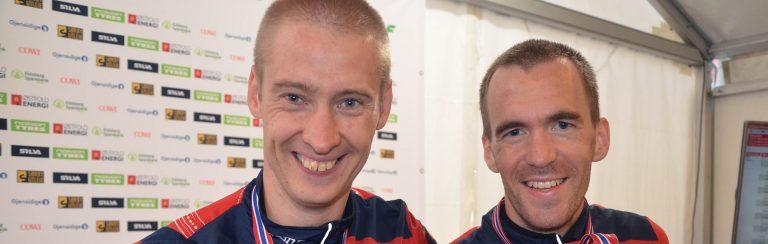 Gratulerer med VM-gull og VM-bronse!