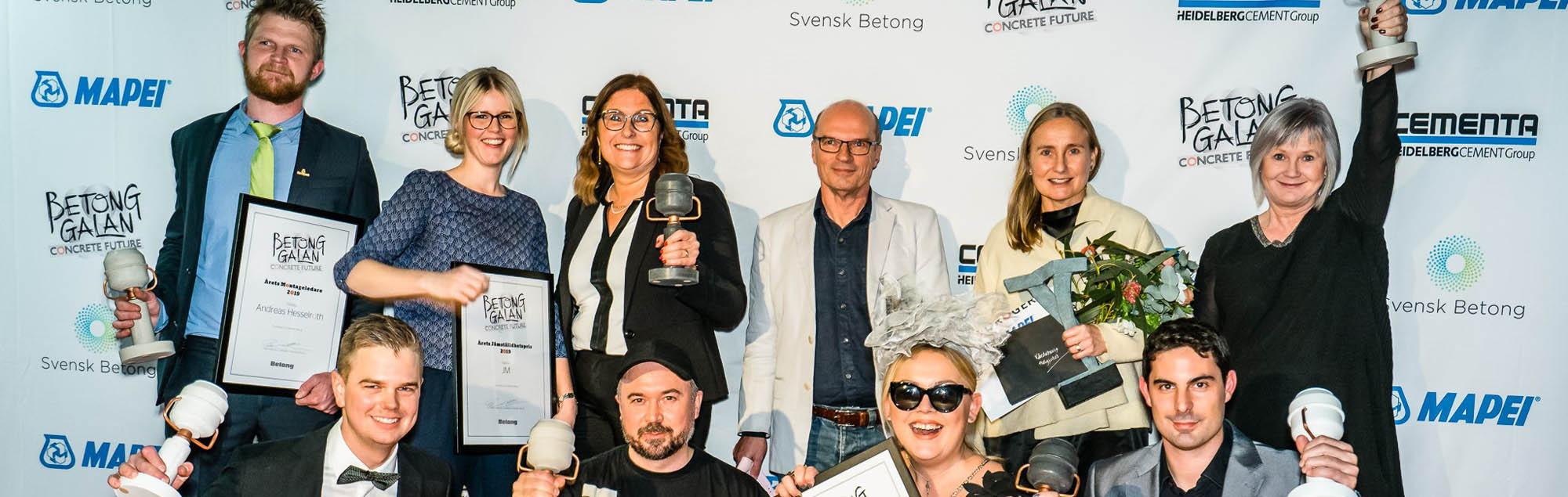 Andreas Hesselroth kåret til Årets Montageledare!
