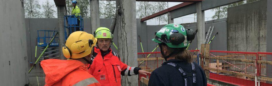 Samarbeid for sikkerhet i bygg og anlegg