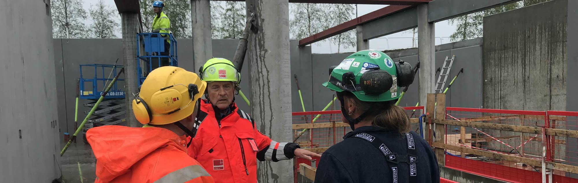 Samarbeid for sikkerhet
