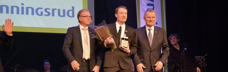HMS-prisen Prefab 2019 til Daniel Philipps