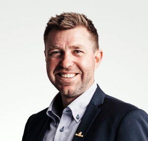 Konsernsjef Pål Kynningsrud