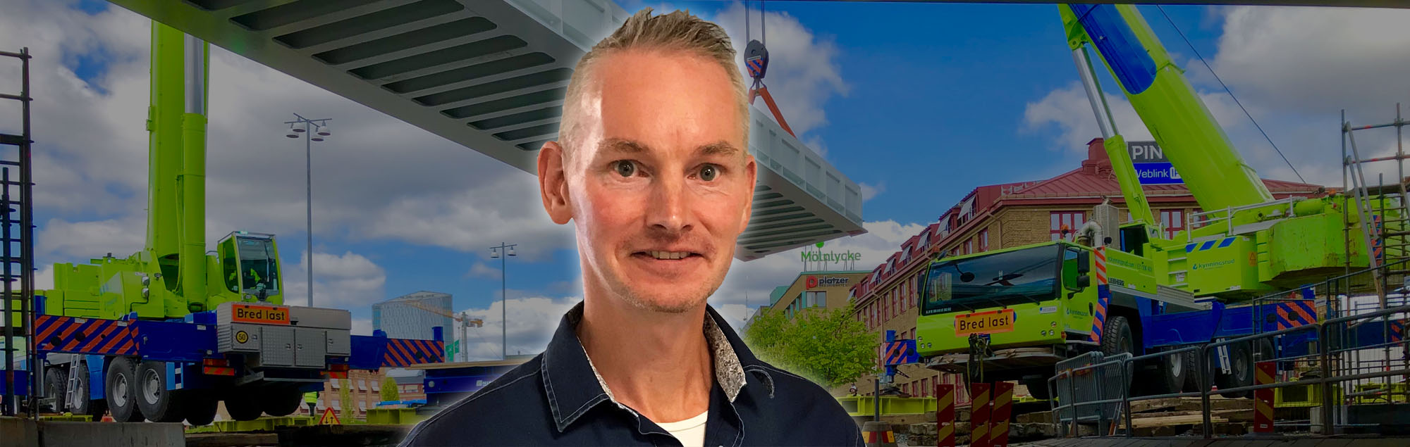 Ny sikkerhetssjef i Kynningsrud Nordic Crane AB