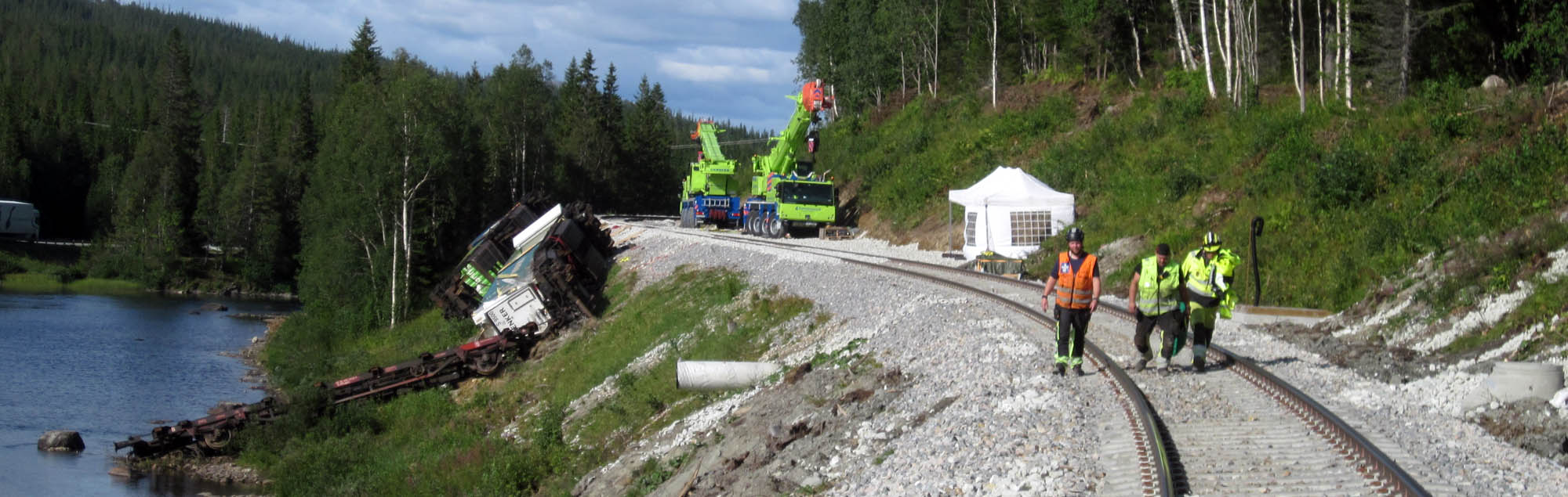 Kynningsrud Nordic Crane vant europeisk pris!