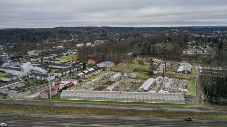 Utvikler stort boligområde utenfor Gøteborg