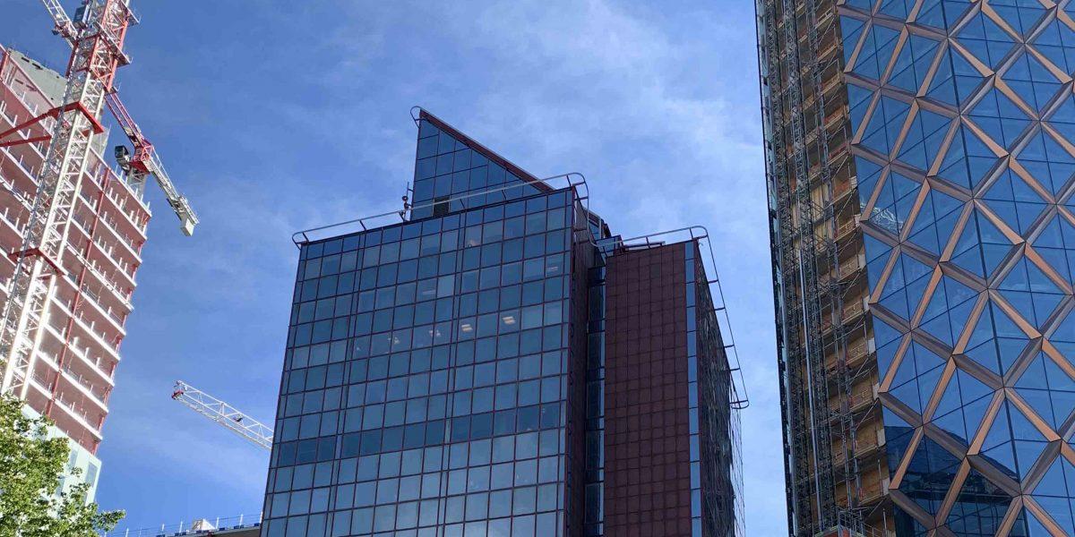 Nytt huvudkontor i Göteborg 1